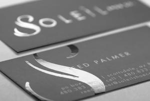 Cartão de visita + Verniz Localizado Couchê 300g 9x5cm  Laminação Fosca + Verniz Localizado